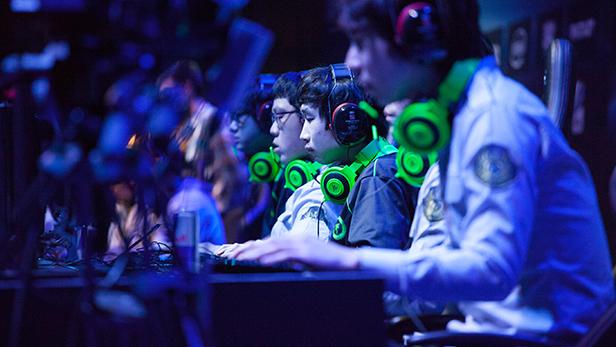 eSport - ProGamer Team