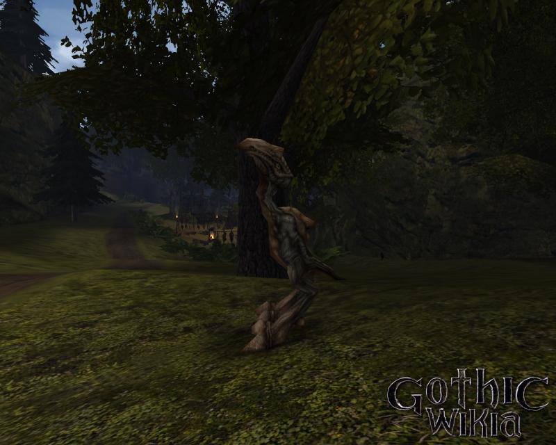 Gothic 2 Scavenger