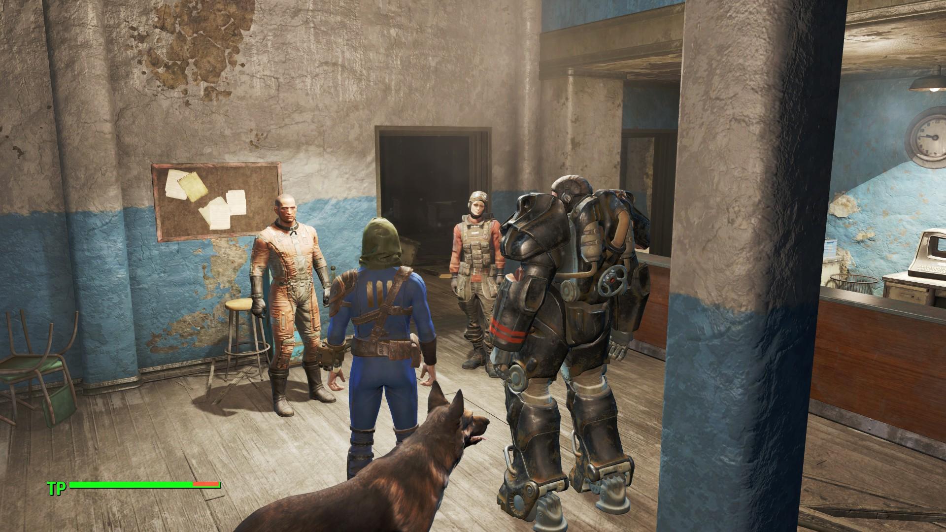 Fallou 4 - Bei neuen Freunden