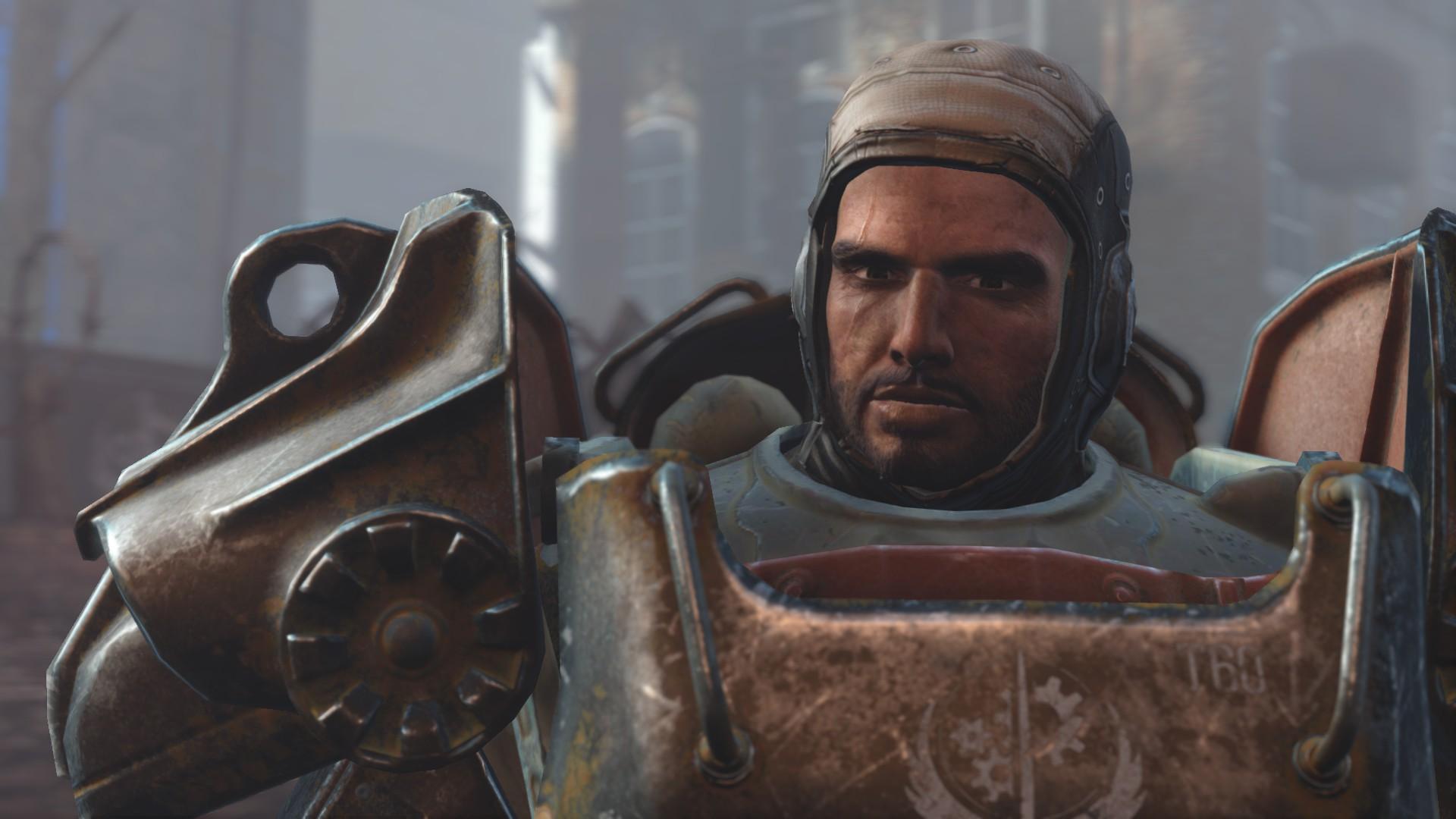 Fallout 4 - Die Bruderschaft - Paladin