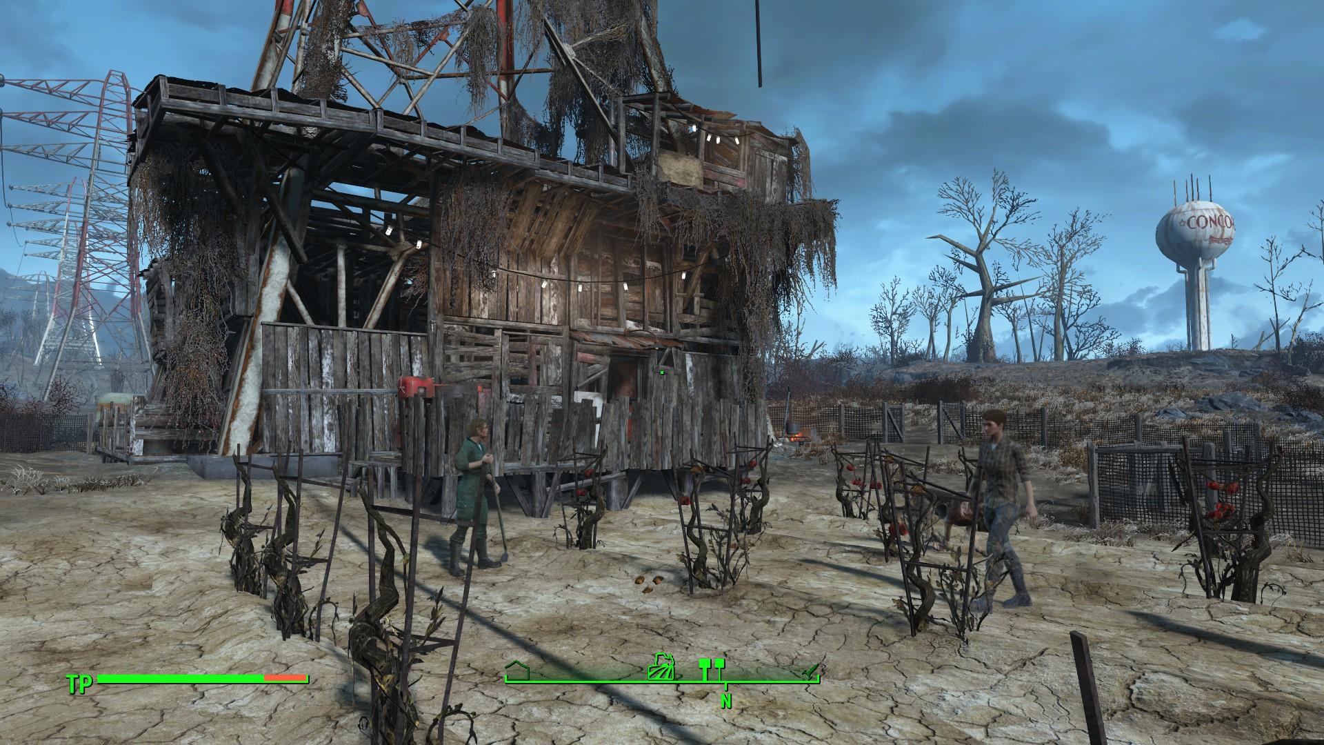 Fallout 4 - Eine Farm