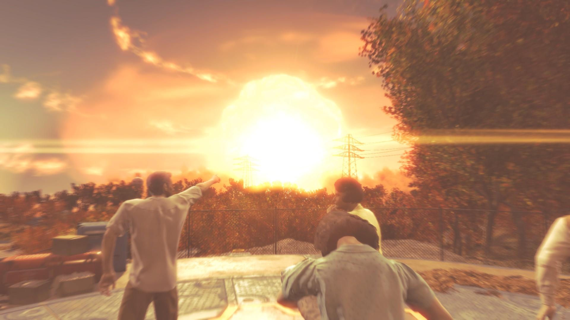 Fallout 4 - Hurra Hurra die Welt geht unter
