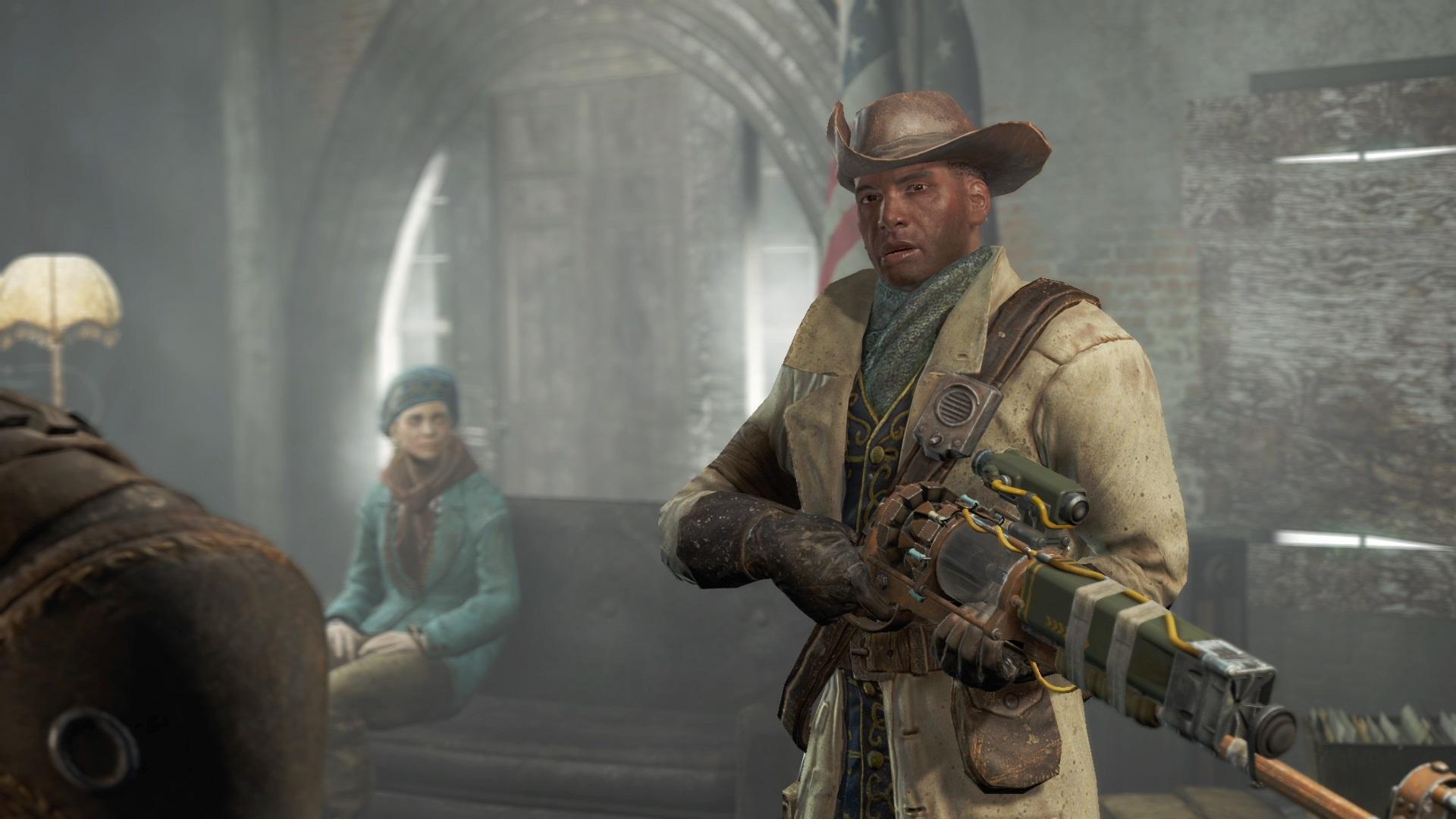 Fallout 4 - Minuteman