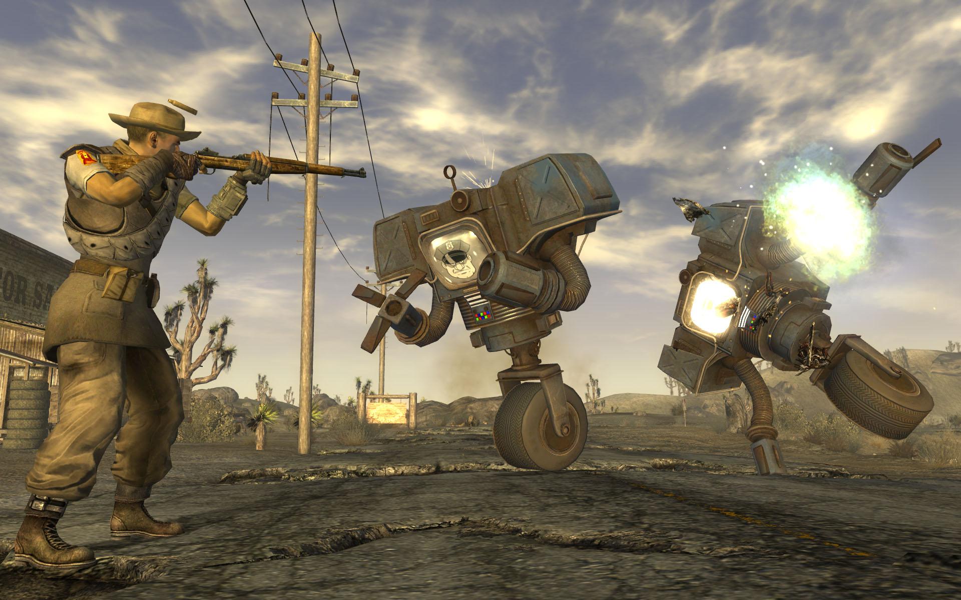 Fallout New Vegas - Nostalgie