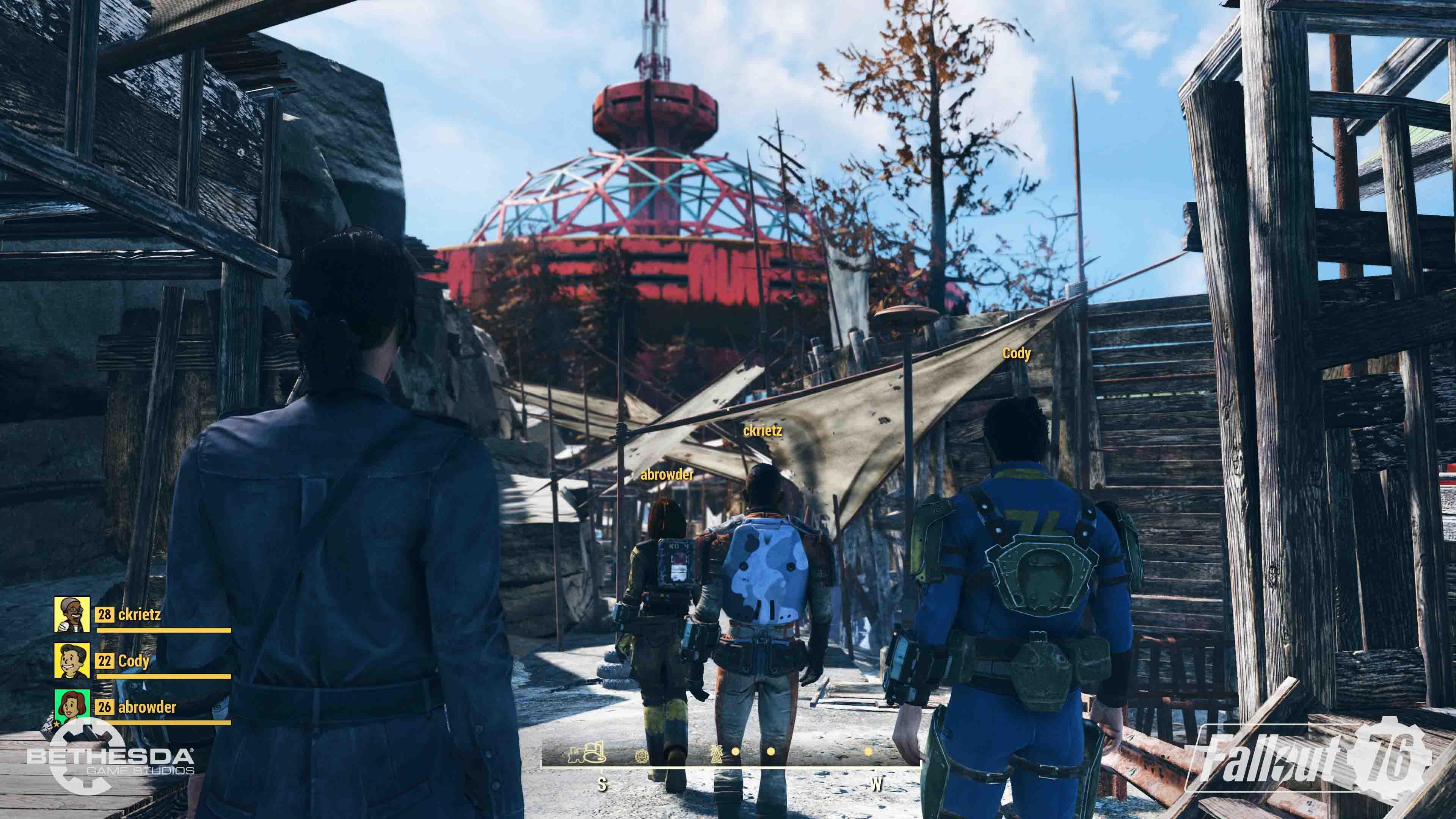 Fallout 76 - Fallout als Online-Spiel