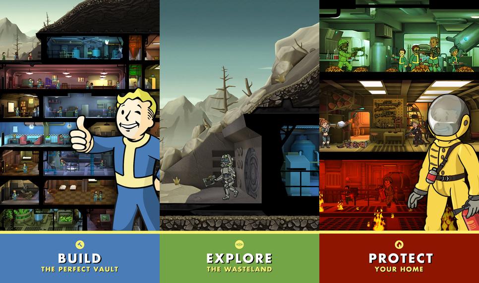 Fallout Shelter - Die drei Aufgaben