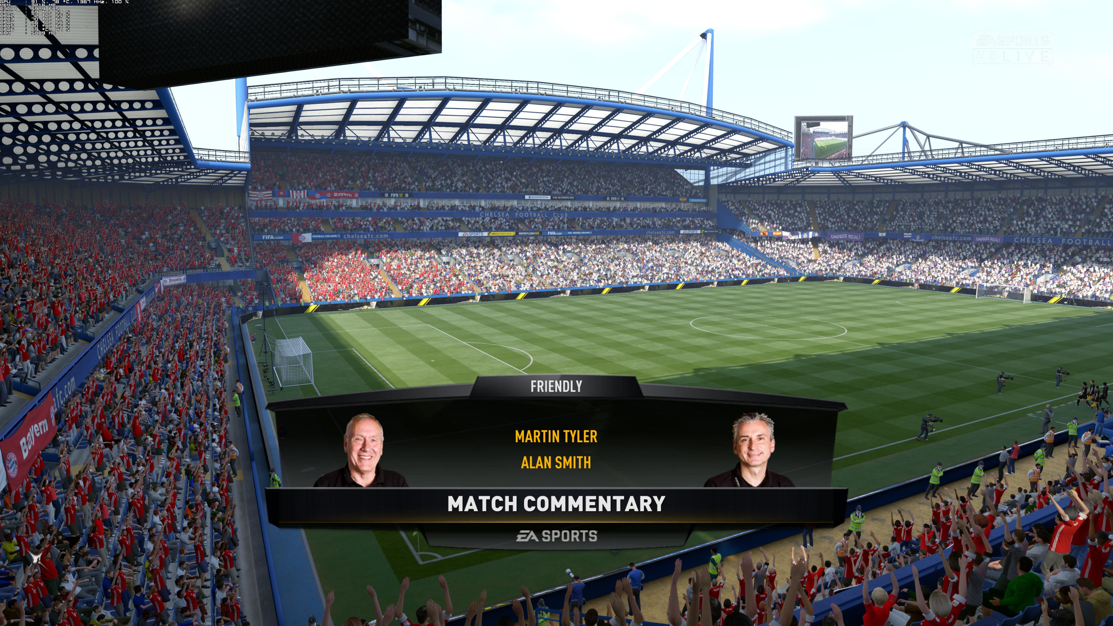 FIFA 17 - Bekannte Kommentatoren