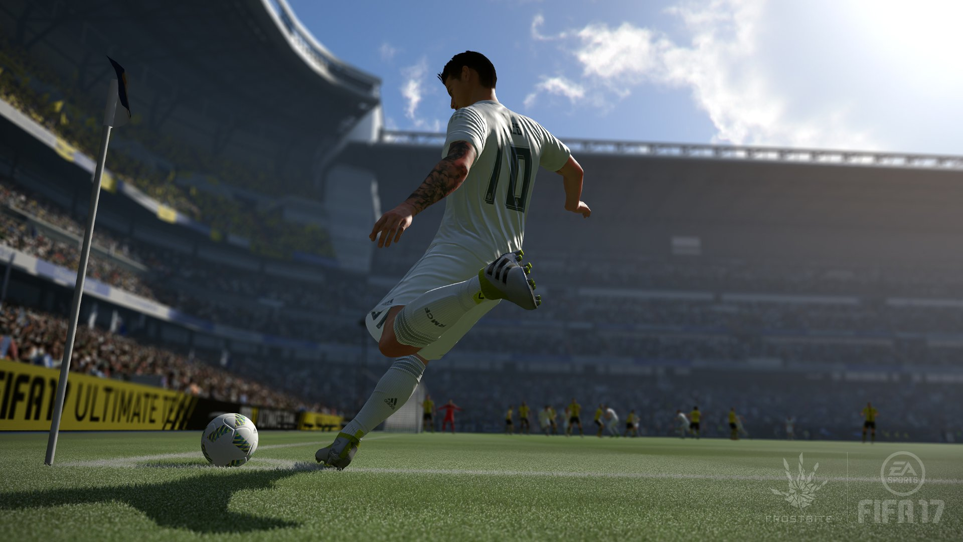 FIFA 17 - Grafik vom feinsten