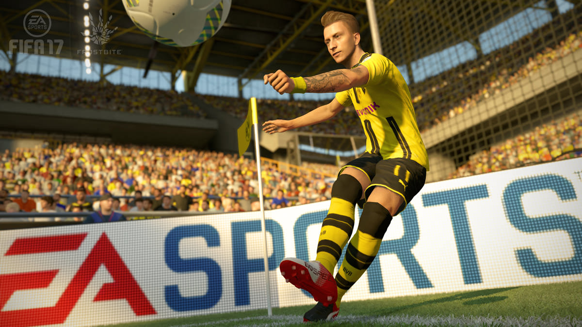 FIFA 17 - Reus