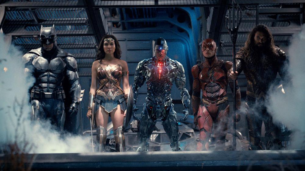 Justice League - Filme 2017