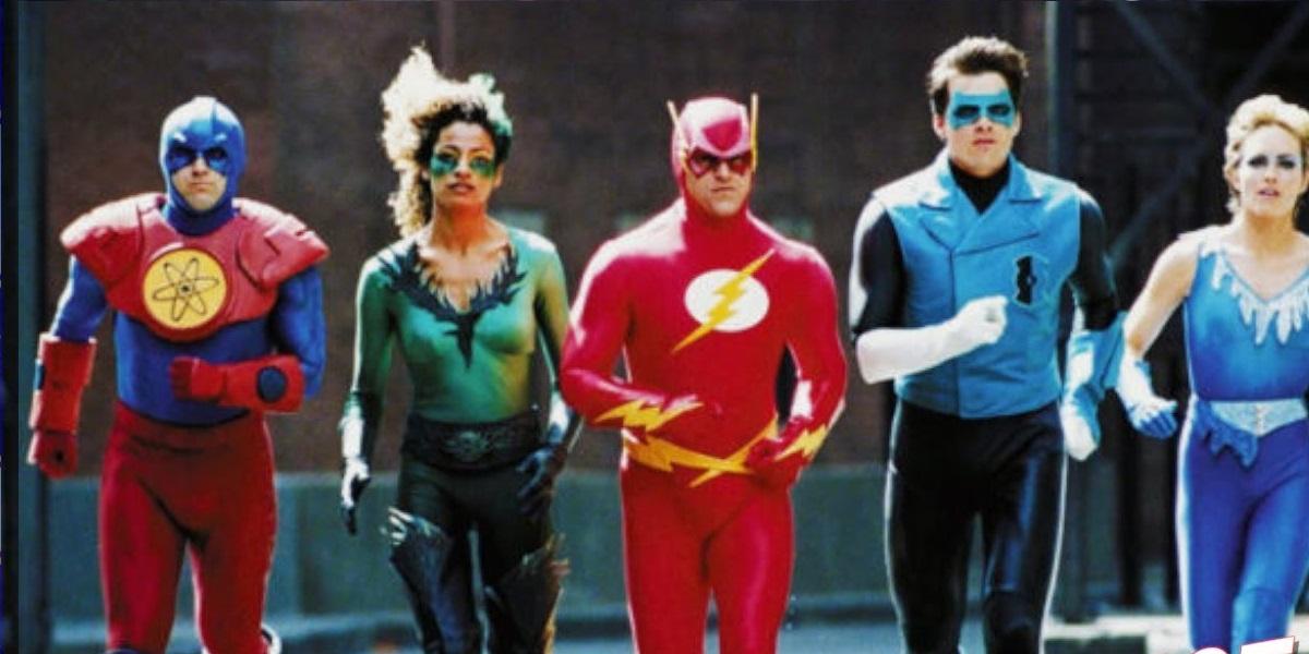 Justice League of America TV Pilot Show