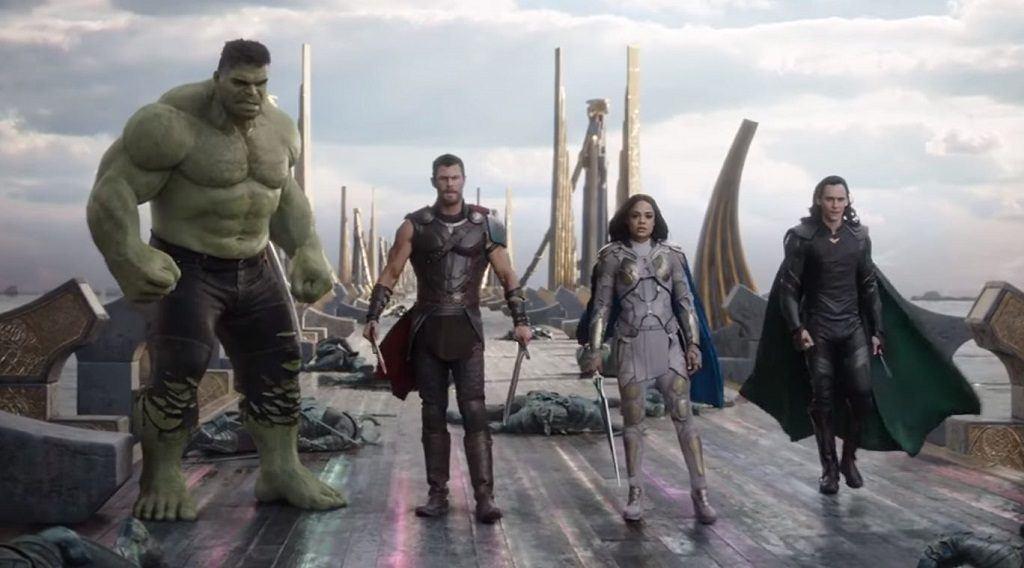 Thor Ragnarock - Filme 2017