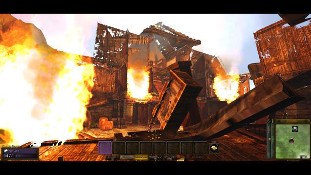Brennende-Ruinen