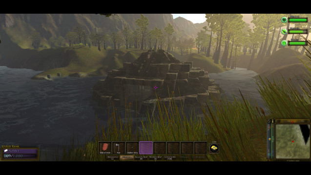 frontiers-landschaft