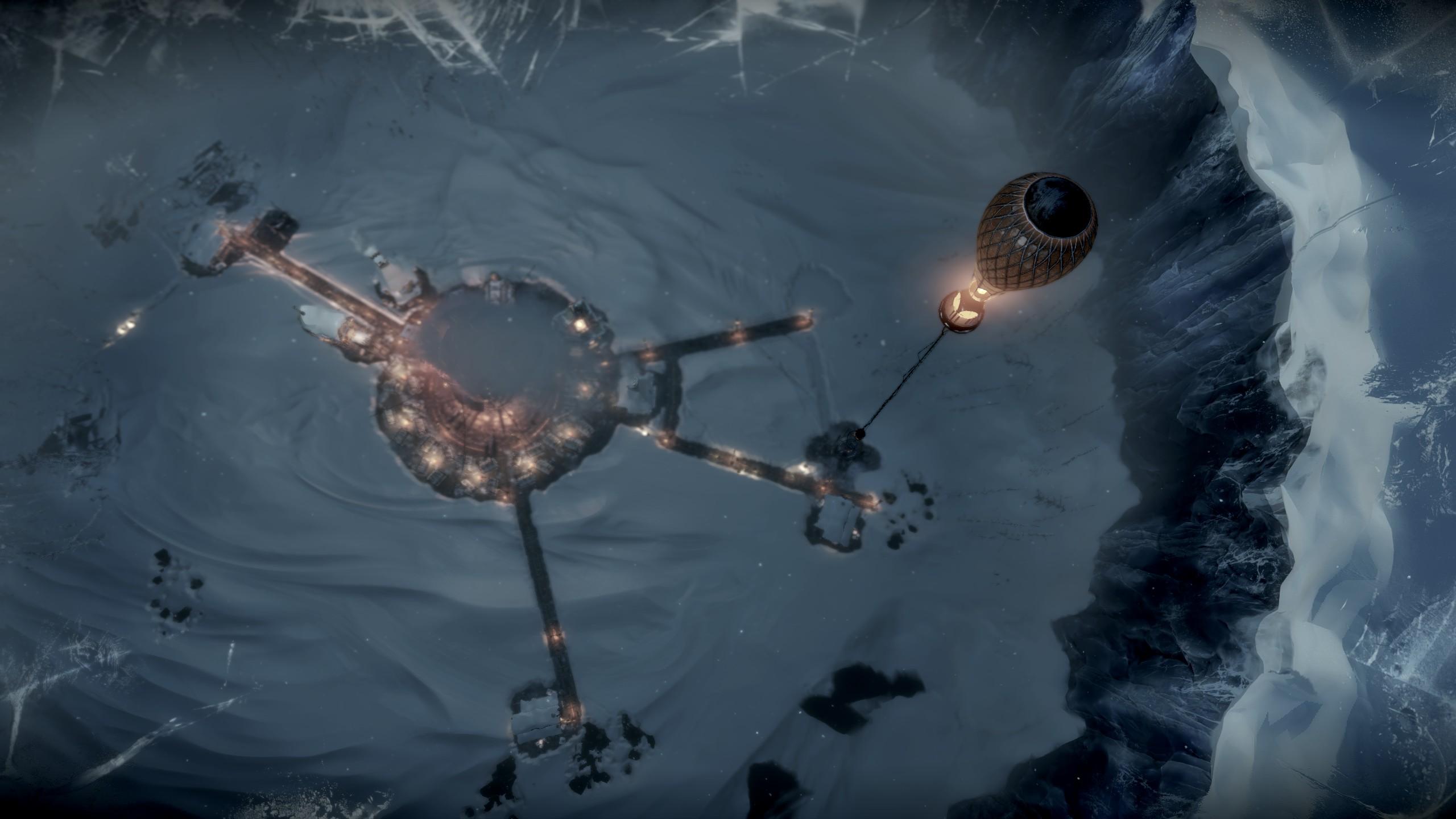 Frostpunk - Ein guter Start