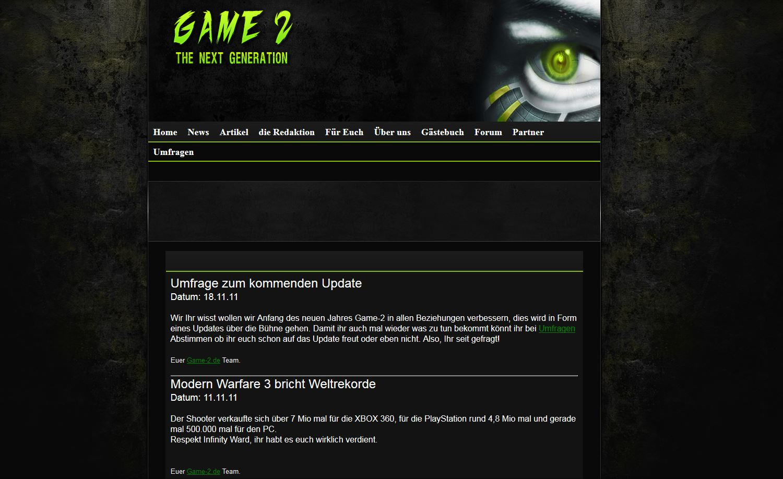Game 2 2011 Rückblick.JPG