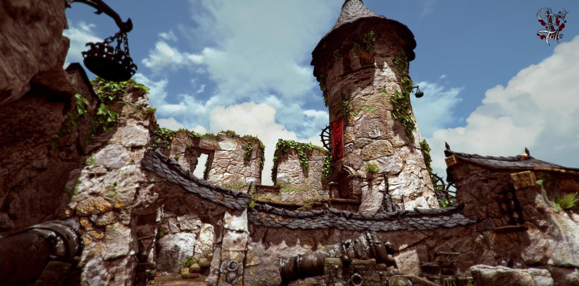 Ghost of a Tale - Die Festung