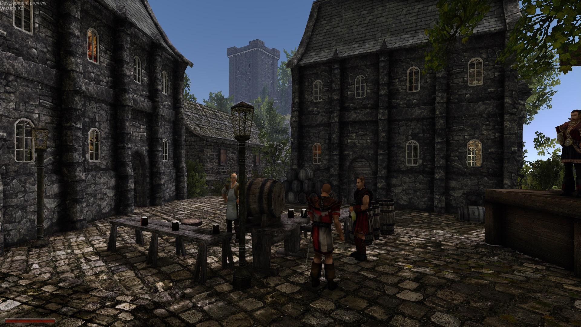 Gothic 2 - L'Hiver Edition – Die Hafenstadt von Khorinis.jpg