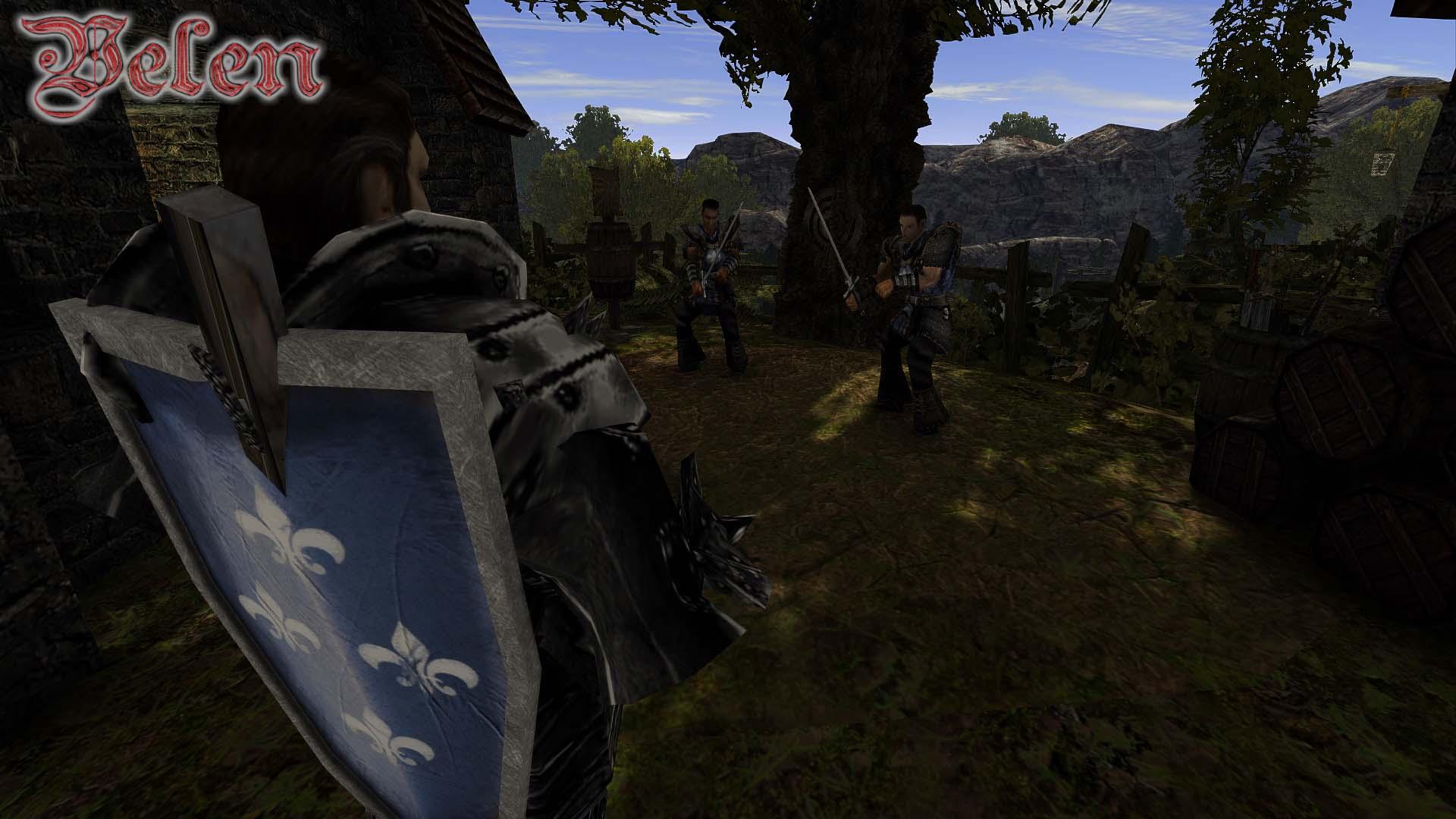 Gothic 2 Mod - Velen - Soldaten des Fürsten