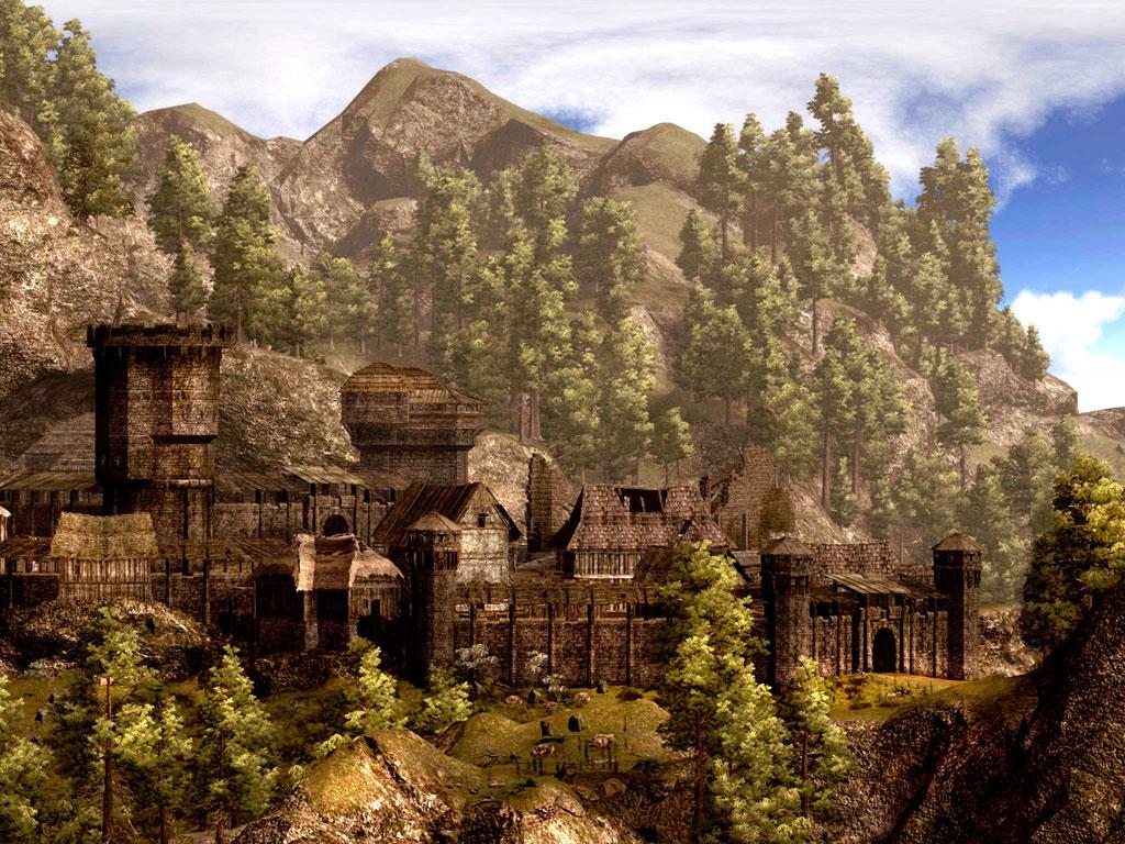 Gothic 3 – Eine majestätische Festung