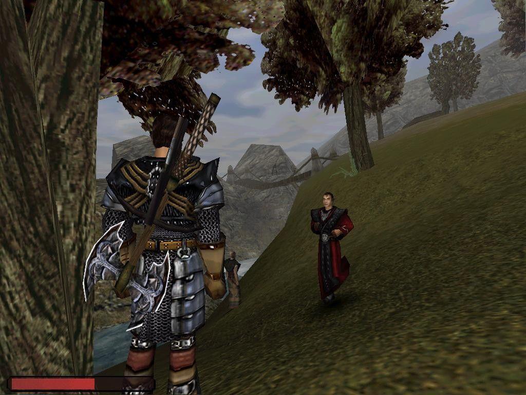 Gothic - Krieger Magier und Guru