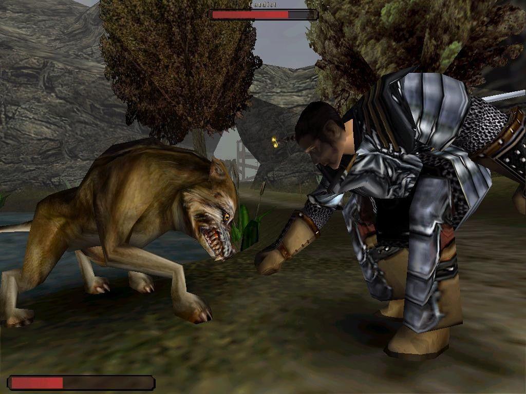 Gothic - Mensch und Wolf