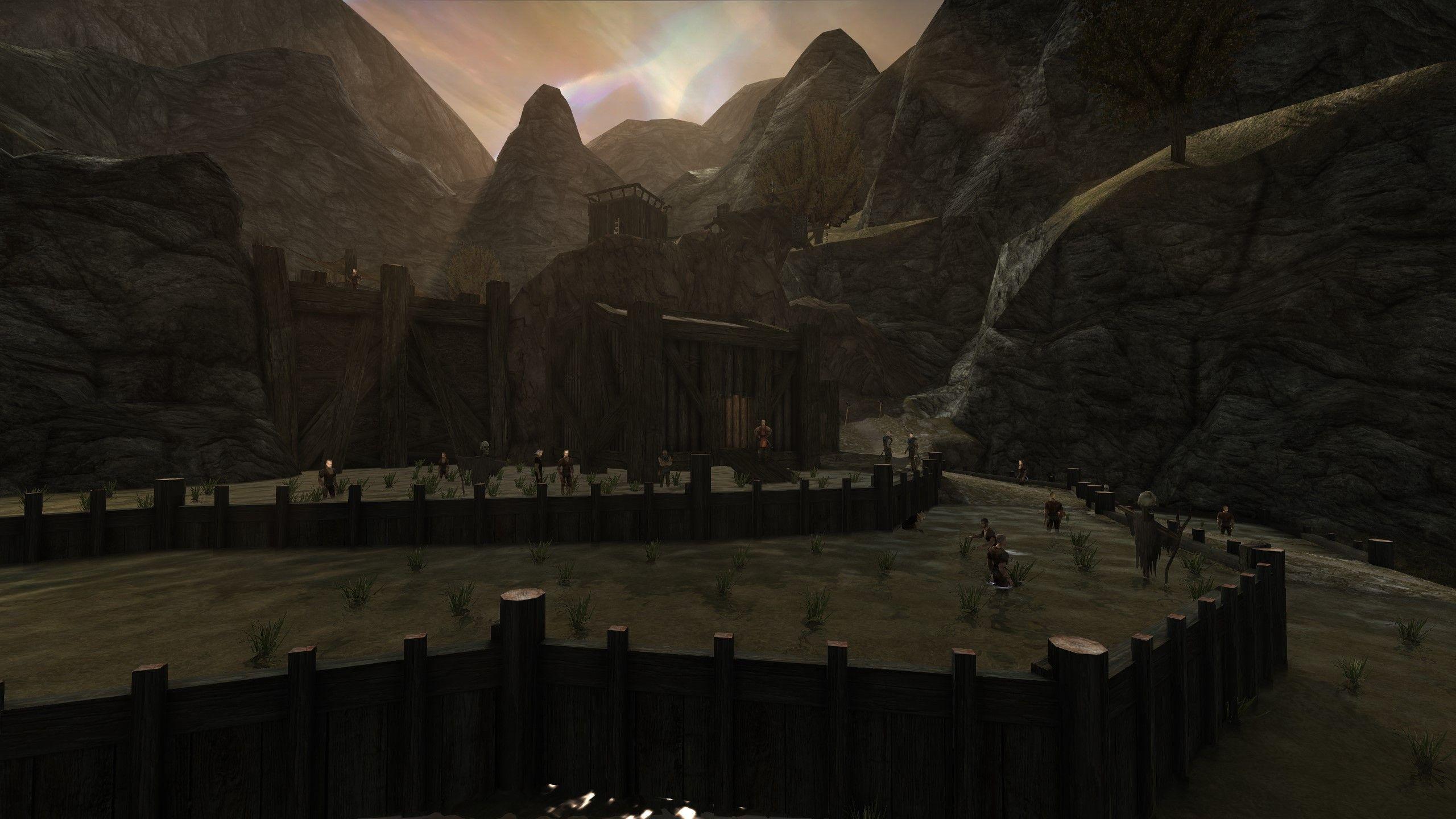 Gothic Reloaded Mod – Das Reisfeld im Neuen Lager