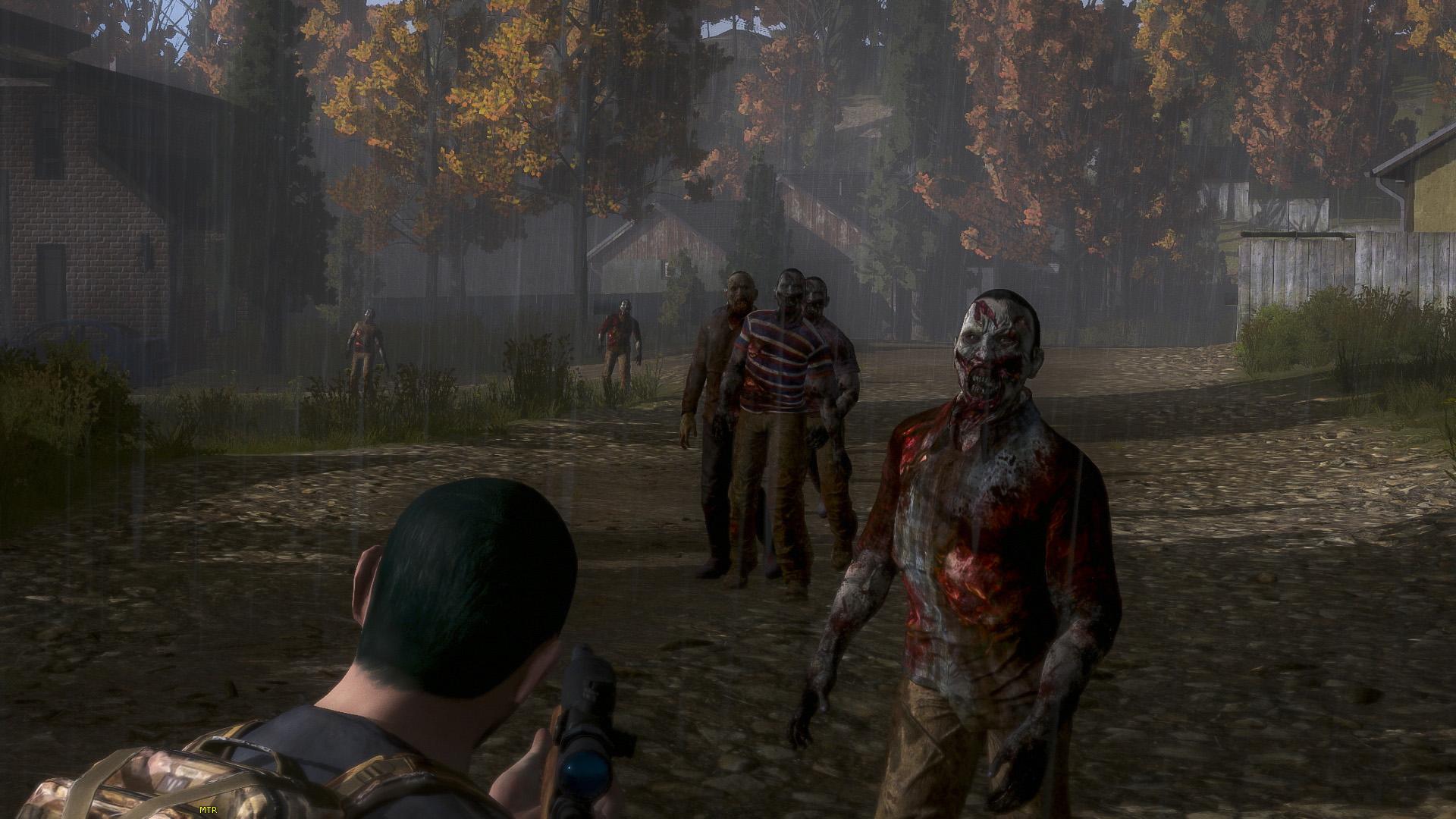 H1Z1 - Regen Sniper und Zombies