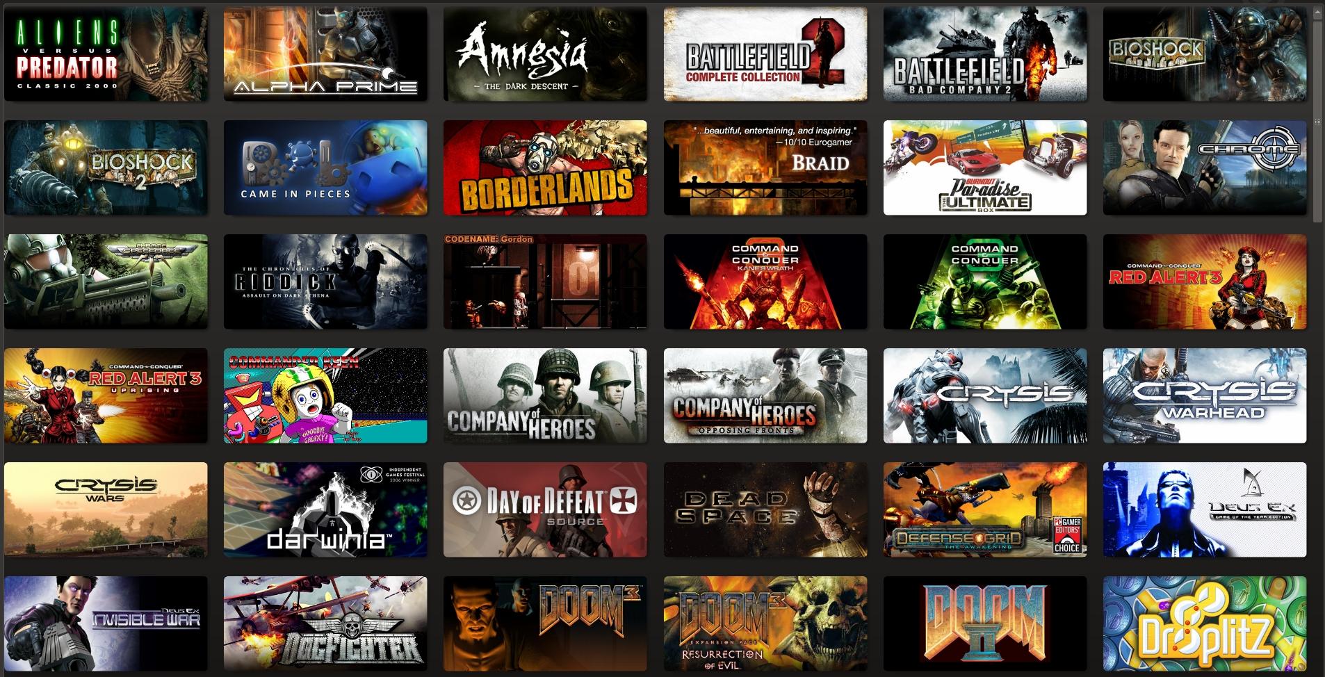 Steam - Games UNCUT herunterladen