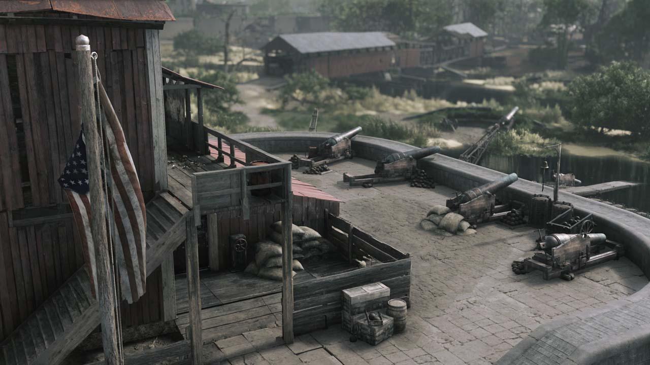 Hunt-Showdown-Eine-Festungsanlage-als-interessantes-Schlachtfeld