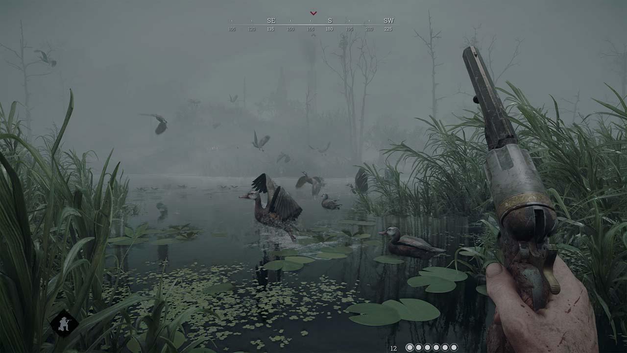 Hunt-Showdown-Enten-und-Krähen-lassen-sich-schnell-aufschrecken