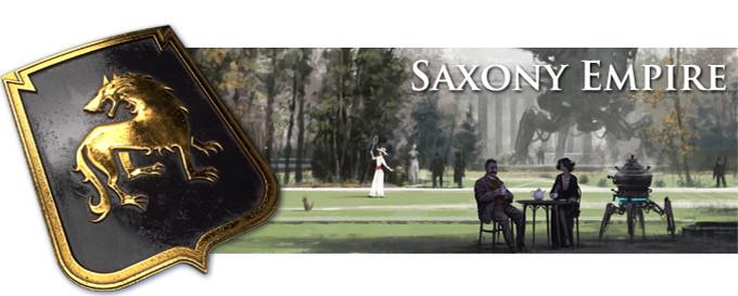 Iron Harvest - Das Sächsische Imperium