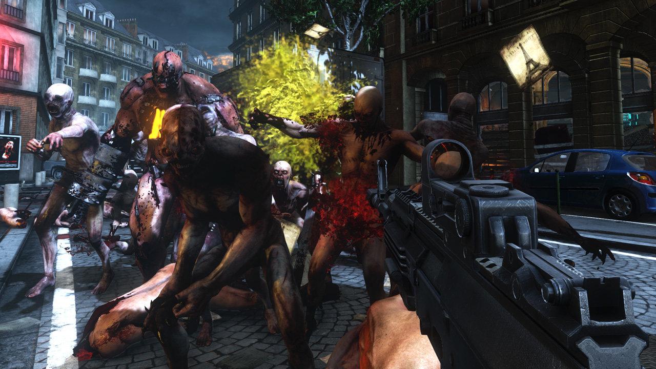 Killing Floor 2 Blut und Waffen