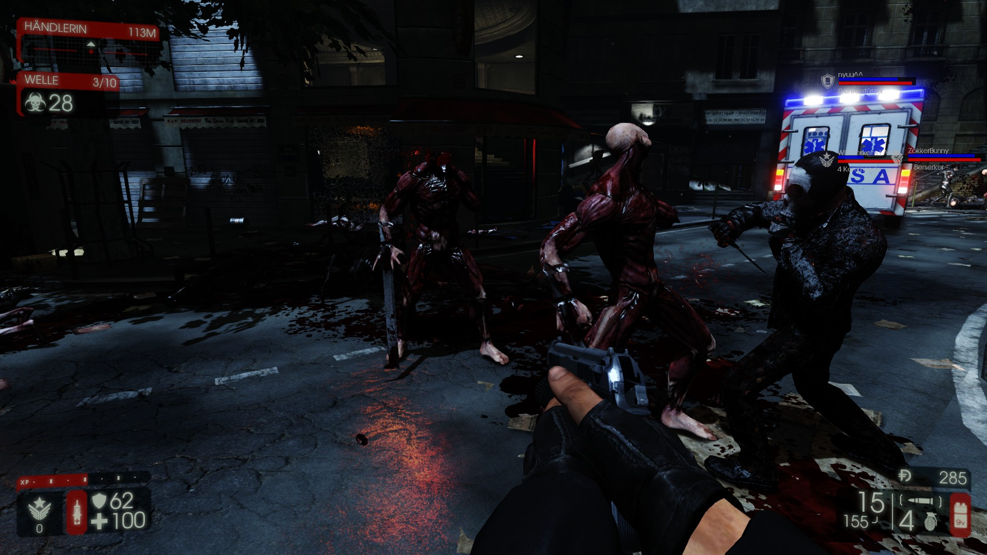 Killing Floor 2 - Nahkampf gegen die Monster.jpg