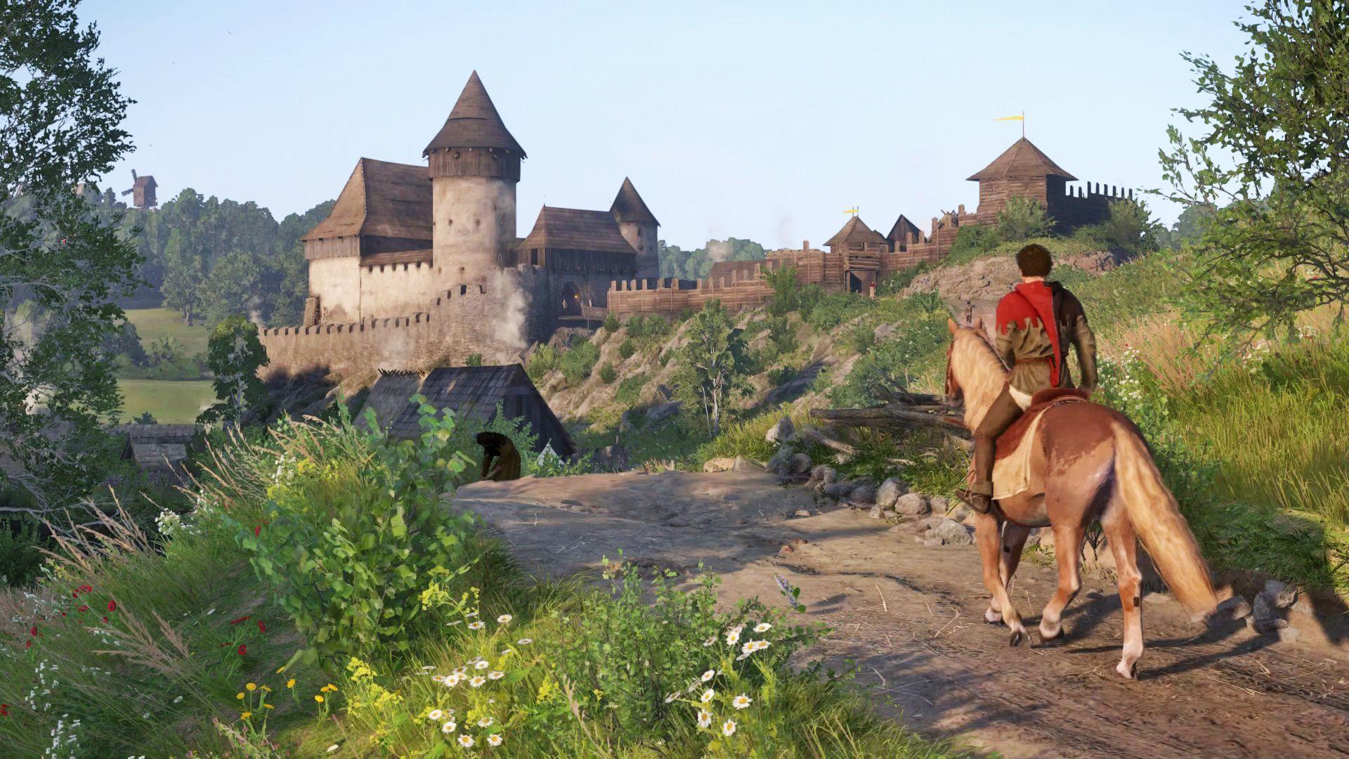 Kingdom Come - Deliverance - Auf dem Weg zur Burg