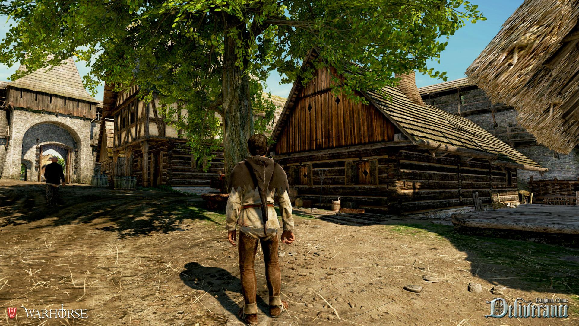 Kingdom Come: Deliverance - Ein Dorf