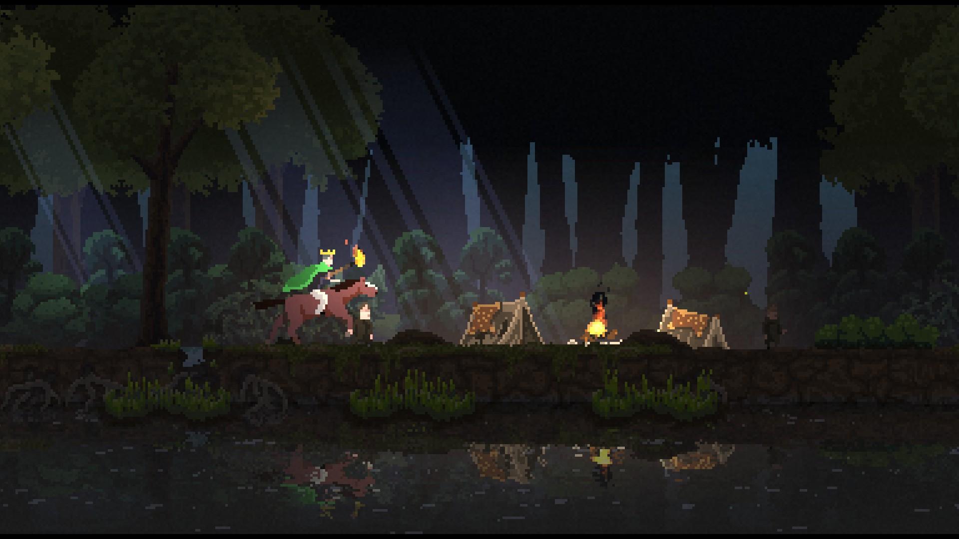 Kingdom - Wilde Menschen im Wald