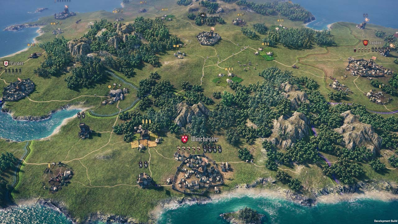 Knights-of-Honor-2-Sovereign-England-im-Strategie-Modus