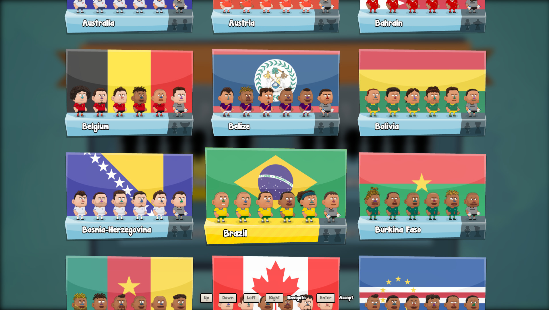 Kopanito All-Stars Soccer - Über 100 Mannschaften