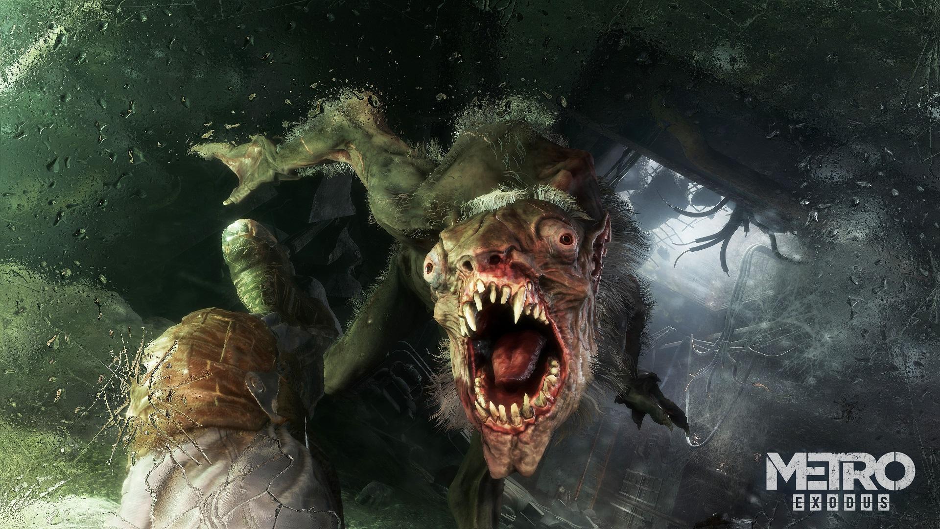 Metro Exodus - Olle Monster