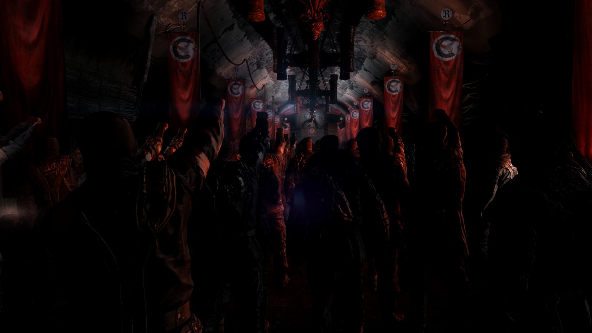 Das Lager der Neofaschisten