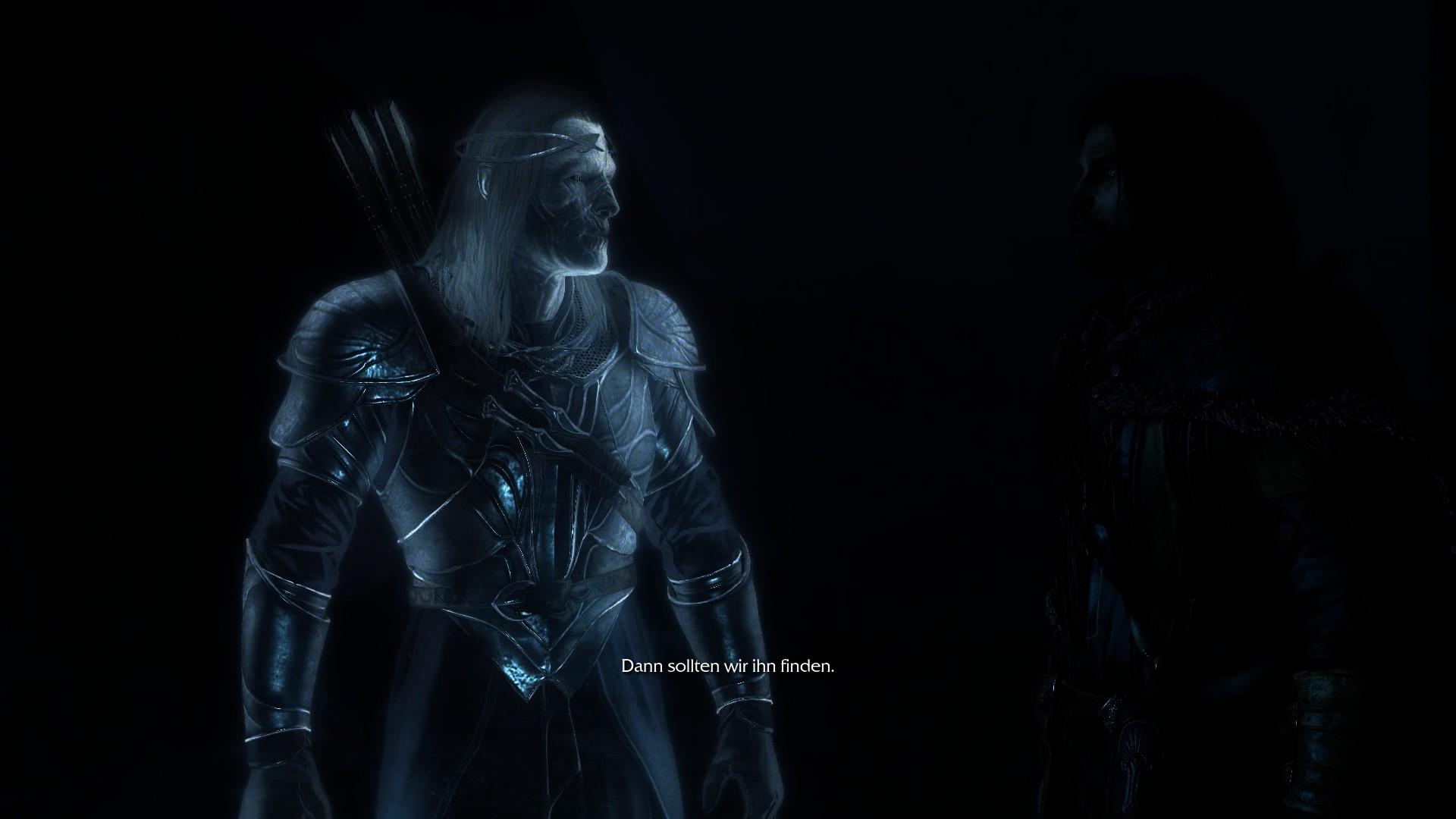 Mittelerde Mordors Schatten - Geisterkumpel