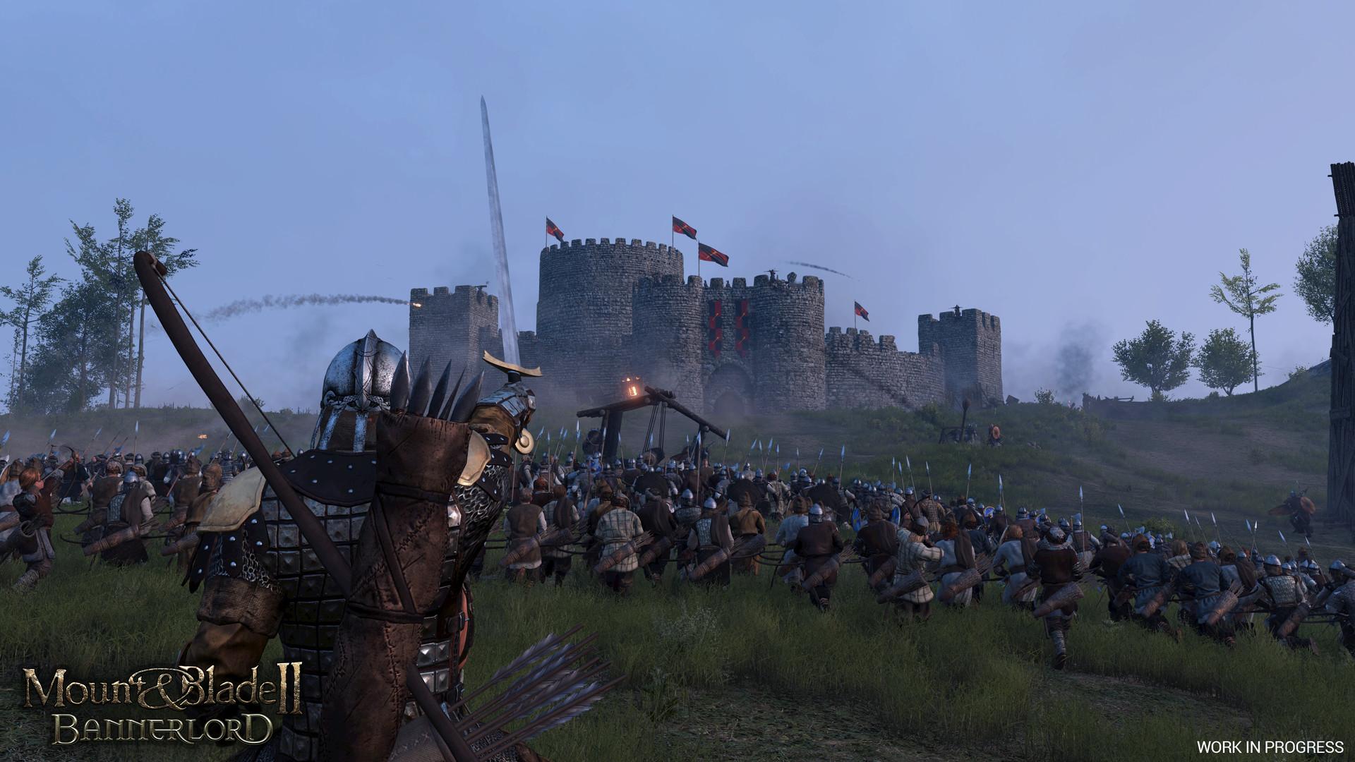Mount & Blade 2 Bannerlord - Große Schlachten