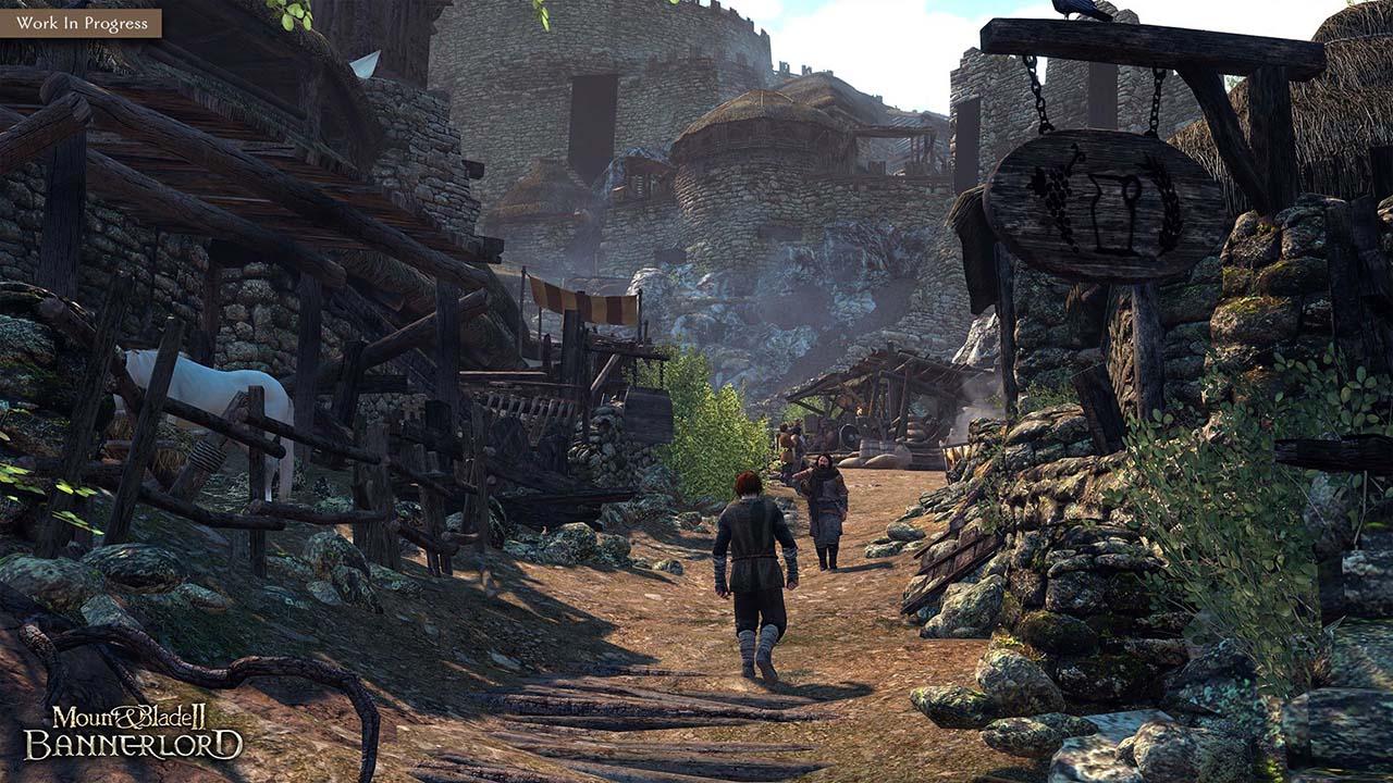 Mount and Blade 2: Bannerlord - Festungen können auch in der Early Access erkundet und erbobert werden