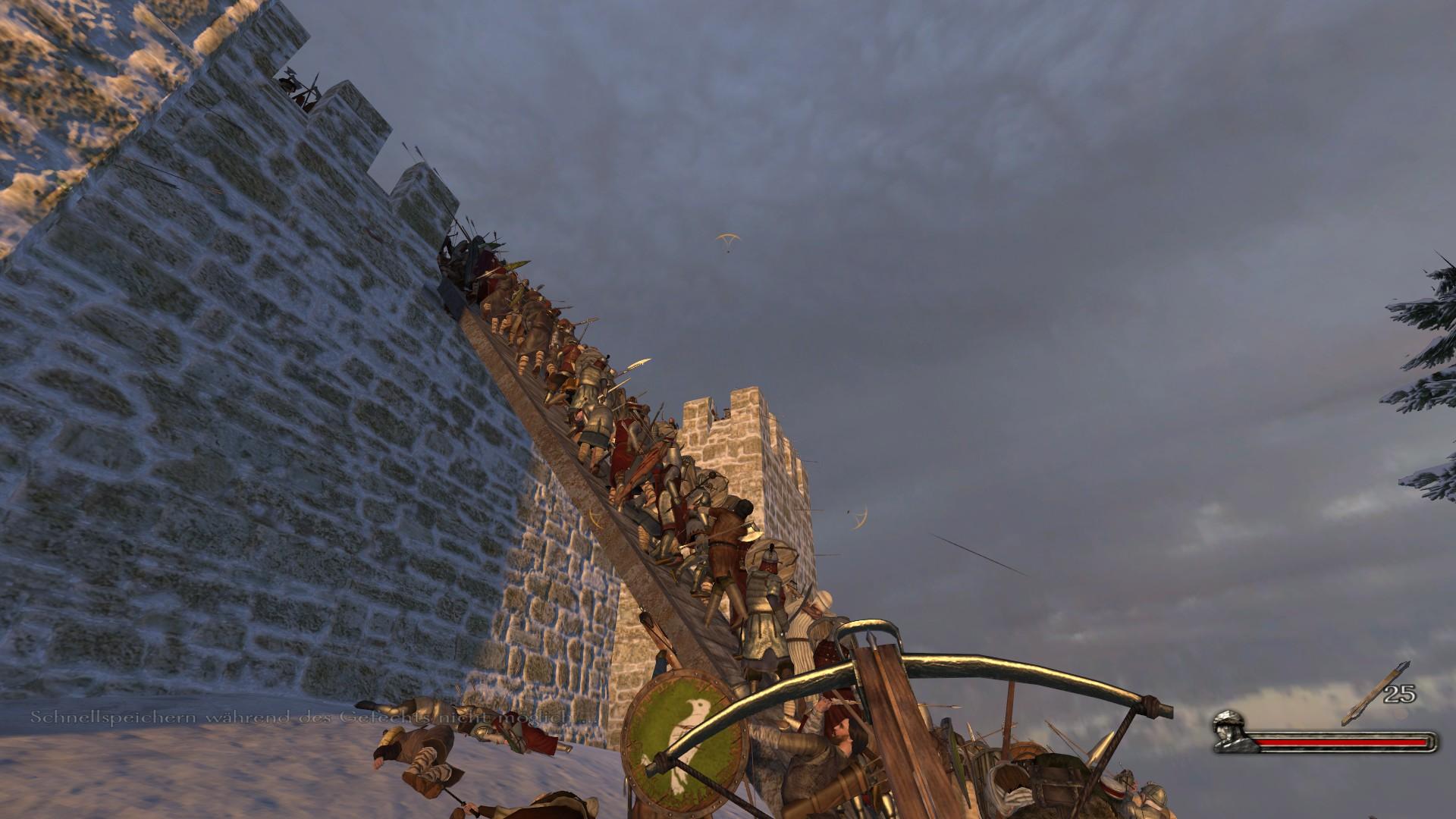 Mount & Blade Warband  - Eine Belagerung