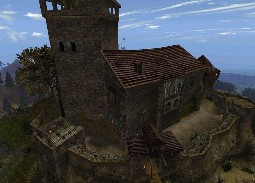 Odyssee - im Auftrag des Königs - Burg von Athanos