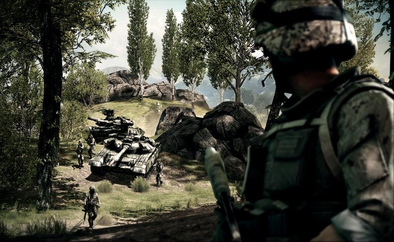 Battlefield 3 Soldaten und Panzer jetzt auch kostenlos auf Origin