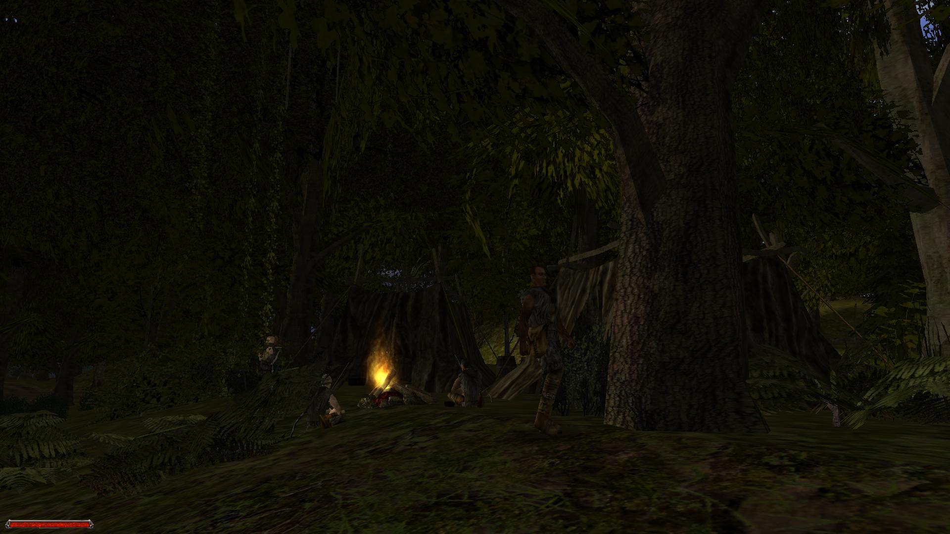 Orkkrieg - Banditen im tiefen Wald - Gothic 2 Mod