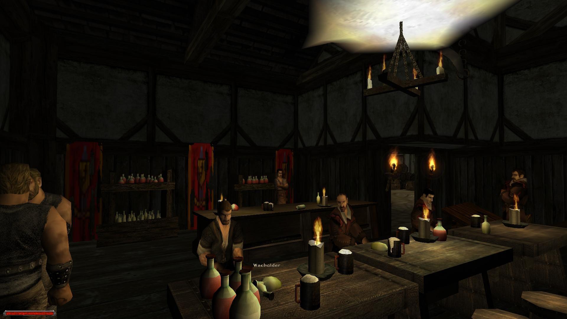 Orkkrieg - Die Taverne zum fliegenden Rochen - Gothic 2 Mod