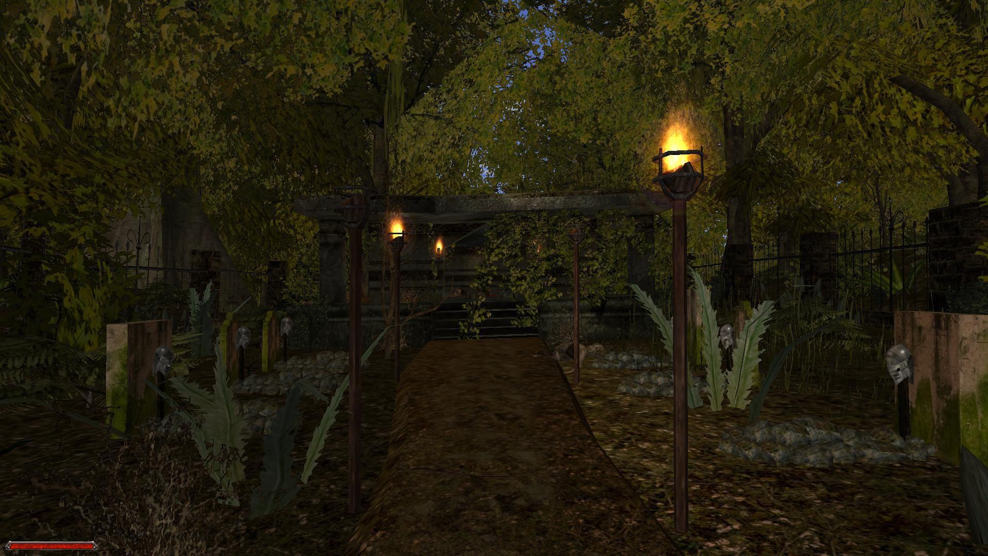Orkkrieg - Ein Friedhof um Wald - Gothic 2 Mod